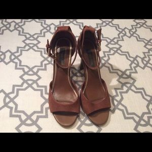 Women's WHBM Shoes size 8.5 M